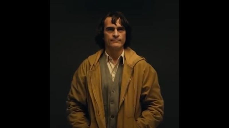 New Look From Joaquin Phoenix's Joker