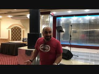 Видеоприглашение от Арсенчо на день рождения ресторана 7-40