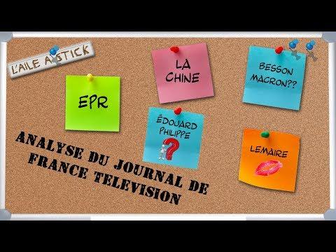 L'Aile à Stick Analyse par la critique JT F2 du 30 08