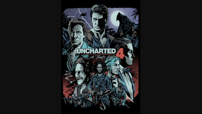 Uncharted 4: Путь вора 6