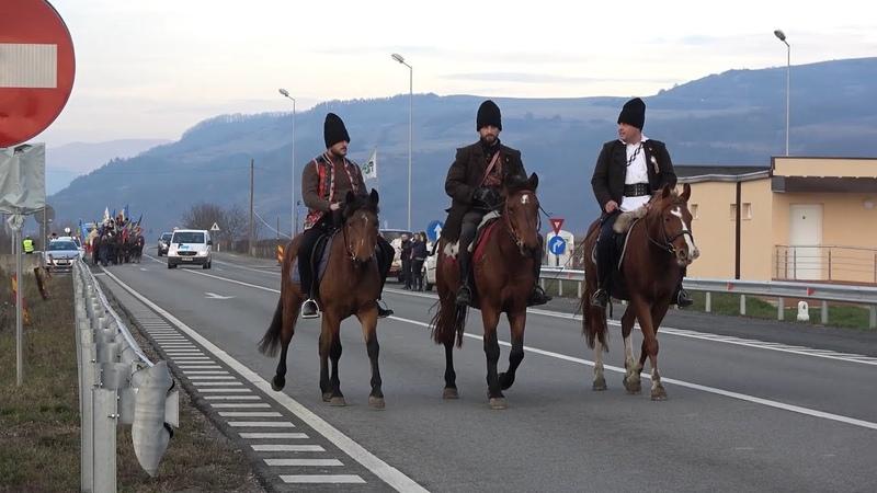 Drumul Unirii - Galgau, Salaj 25 nov 2018 Partea a IV-a