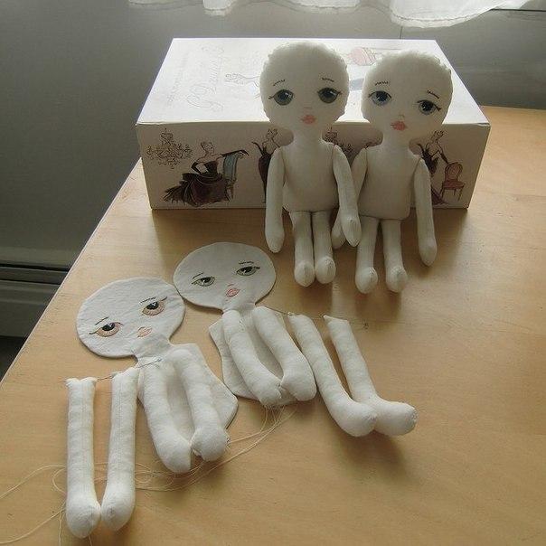 Кукла своими руками из