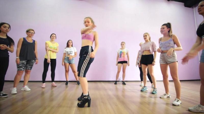 BOOTY DANCE - Ася Uva