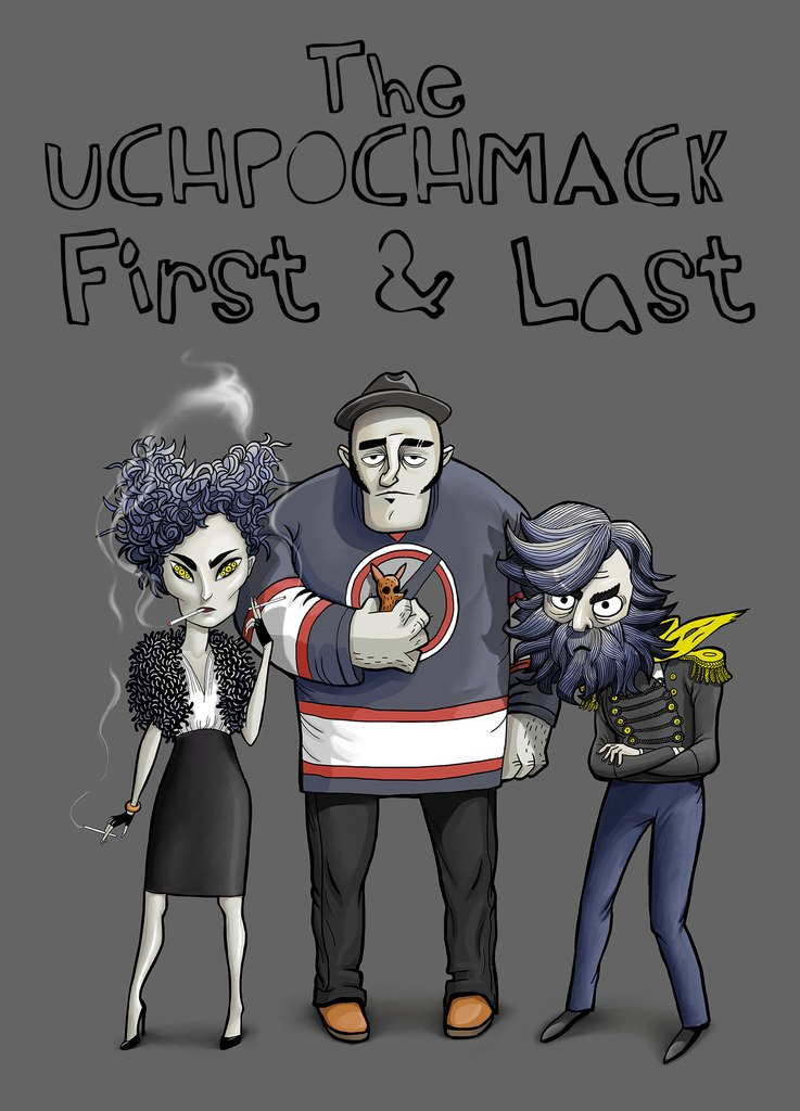 The Uchpochmack - First & Last (Single) (2013)