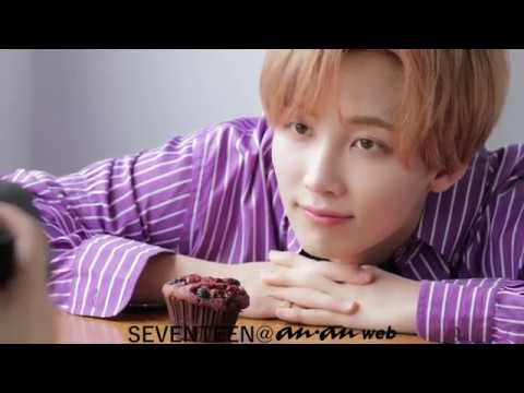 SEVENTEEN撮影メイキング! 日本デビュー記念特別動画 #1 ananweb連載「K POPの沼
