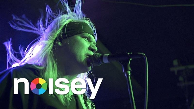 The One Man Black Thrash Band Noisey Shreds with Toxic Holocaust