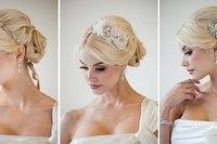 А высокая свадебная прическа будет хорошо сочетаться с платьем А-силуэта.  Под такой фасон платья подойдут.