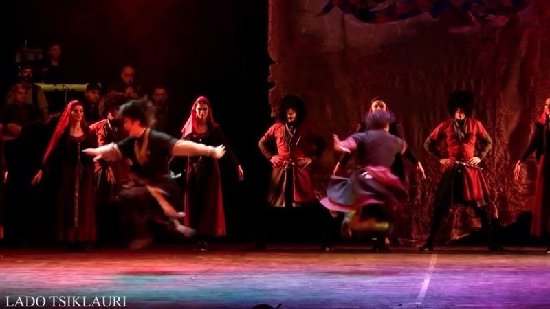 აჭარის სახელმწიფო ანსამბლი ცეკვა - მთიულუ43