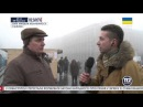 Утренний Майдан 4 марта. Людям на Майдане рассказывают про последние новости с границ страны