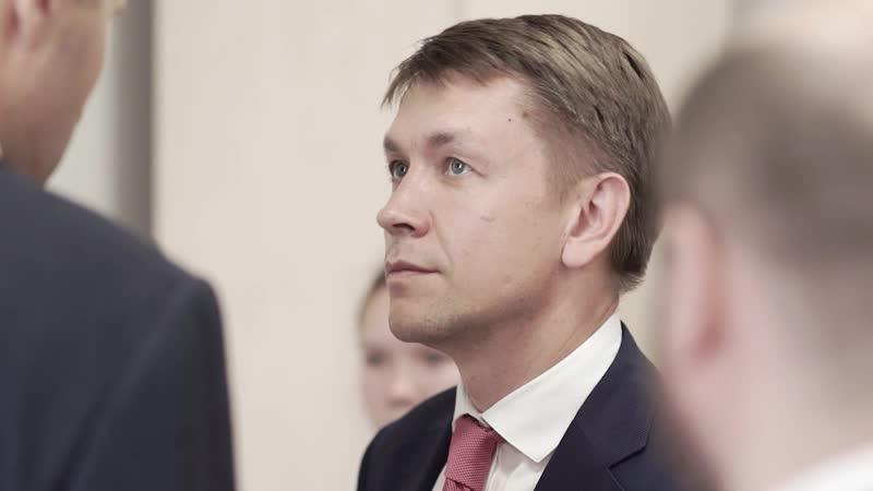 Визит министра цифрового развития связи и массовых коммуникаций в СПбГУТ