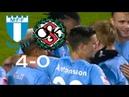 Malmö FF vs Örebro SK 4-0 Highlights | 1/10-2018 - Allsvenskan