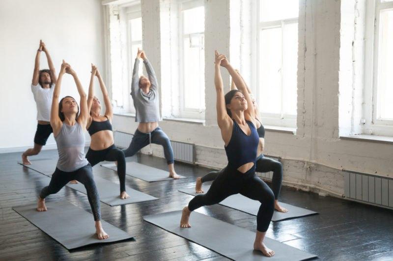 День йоги устроят в торговом центре на Ходынке