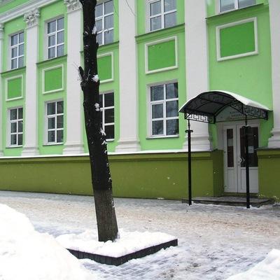 Центральная-Библиотека Имени-Ф-Скорины