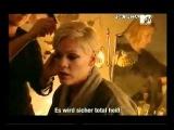 2009: Пинк на съемках клипа «Sober» | I