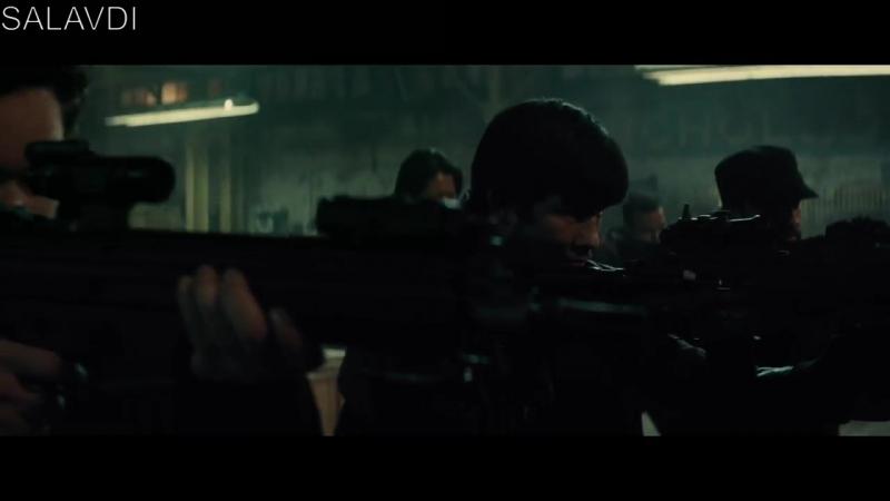 Бэтмен спасает Марту | Бэтмен против Супермена: На заре справедливости (2016)