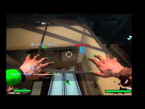 Momentos divertidos en Left 4 Dead 2 Punto Muerto (parte 1)