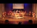 Детский образцовый коллектив Алтая хореографический ансамбль Росинка В огороде во саду ли
