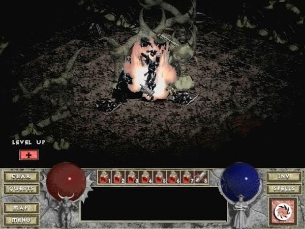Взгляд в прошлое Выпуск 26 Diablo Вождь крови 13