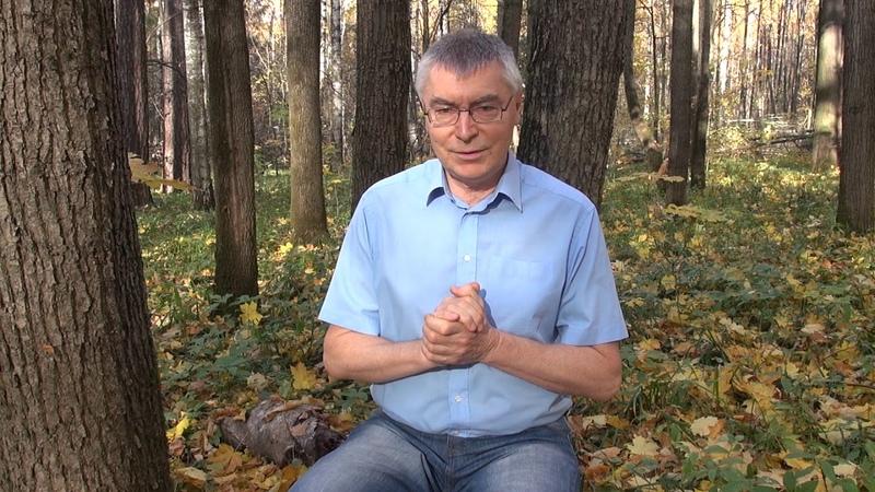 Иван Крылов – басня СТРЕКОЗА И МУРАВЕЙ. Владимир Колесников (2018-10-15)
