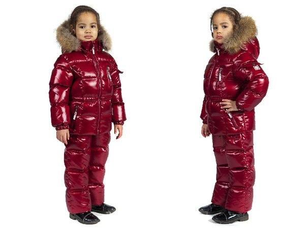 Купить Зимнюю Детскую Куртку И Комбинезон Недорого