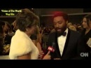 Stars talk to CNN on the BAFTA red carpet