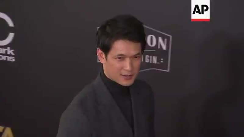 HarryShumJr speaks about the CrazyRichAsians sequel at the 22nd Annual Hollywood Film Awards. (AP videos)