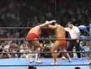 Kenta Kobashi vs Steve Williams AJPW 9 3 94