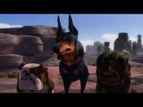 Смешной мультфильм про собак