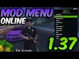 *NEW* GTA 5 Online 1.37 MOD MENU | PC | BASH v2.1 | 😄 + Download!!