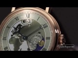 Breguet Classique Hora Mundi 5717: Best of the Best 2012: Mens Watches: Functionality