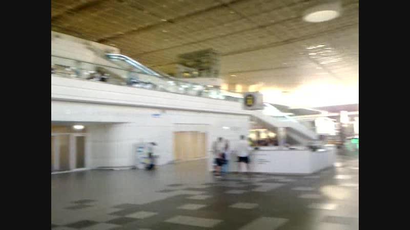 Крым. Симферопольский аэропорт Август 2018 год.