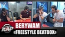 Berywam Freestyle Beatbox Champion de France PlanèteRap