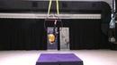Анна Артемьева - Catwalk Dance Fest IX[pole dance, aerial] 30.04.18.