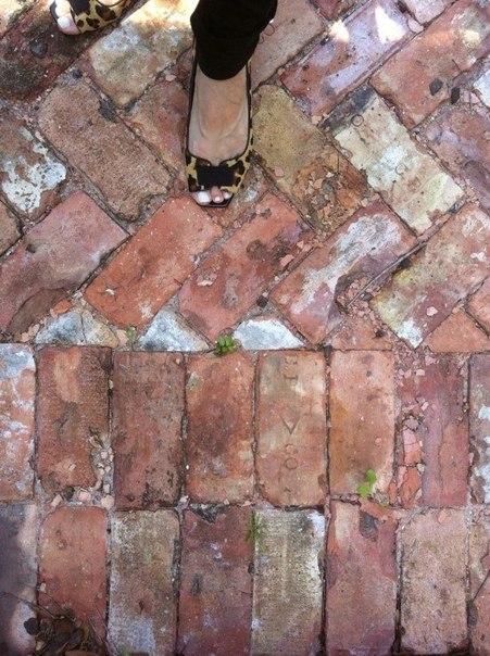 Плитка из старого кирпича своими руками 58