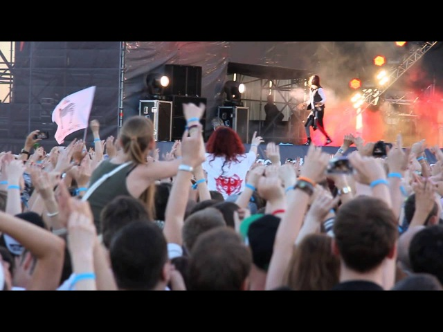 30 Seconds to Mars The Kill HD Live in MAXIDROM Moscow 12 06 2013