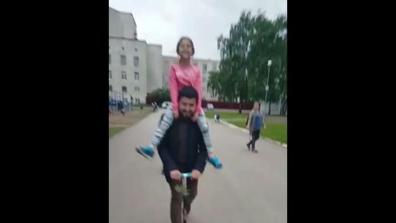 эквилибристы ))