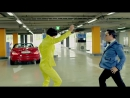 Psy and Crazy Frog