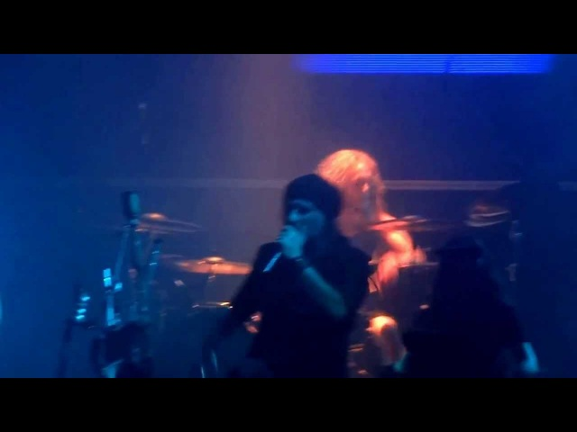 Eluveitie -- Thousandfold LIVE in Moscow 05.09.13. (Москва HALL)