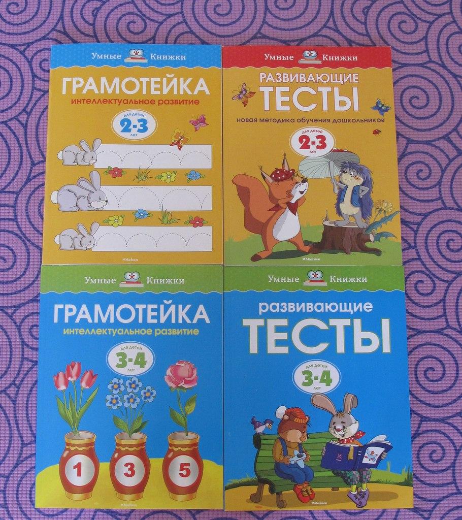 Умные книжки земцовой синяя серия купить москва