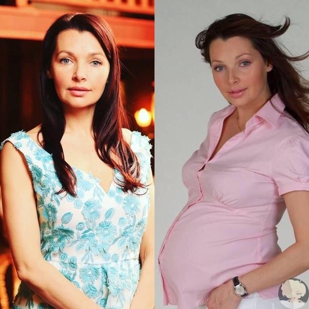 44-летняя Наталья Антонова ждет четвёртого малыша!