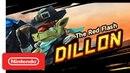 """Dillon's Dead-Heat Breakers - """"On a Roll"""" Teaser Trailer - Nintendo 3DS"""