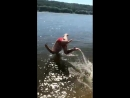 Артём Хорев (Anacondaz) — прыжок