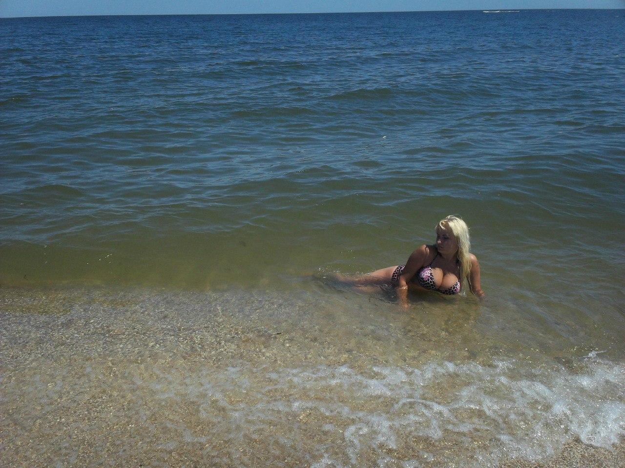 Азовское море. Бердянск. 2012 г. D9gmHIM_v0s