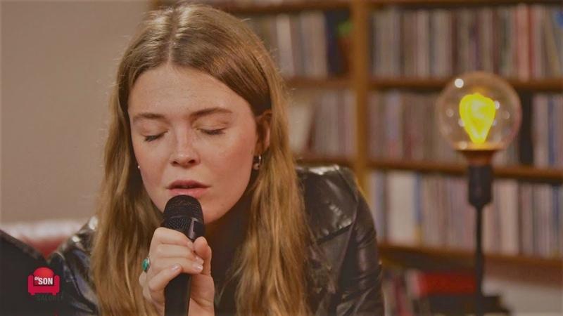 Maggie Rogers — Light On (du SON dans mon SALON Session)