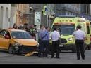 Водитель Яндекс Такси въехал в толпу людей. Таксичные новости ТН 3