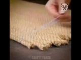 Создаем стильный коврик для дома