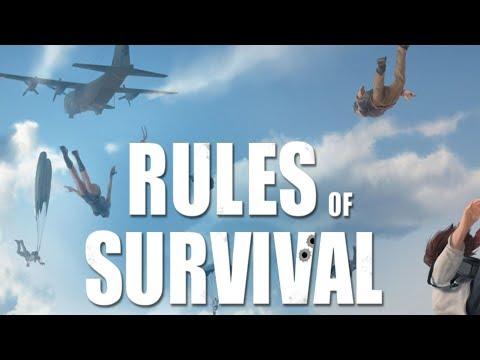 🔪 СТРИМ BATTLE ROYALE 🕹️ | Rules of Survival | Stream 18.11.2018