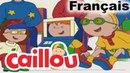 Caillou Caillou Va dans L'Espace conte pour enfant Caillou en Français