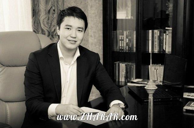 24 жаста миллионер атанған қазақ баласы