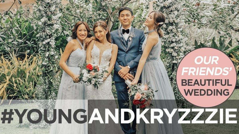 YoungAndKryzzzie Wedding With BloggerBesties   Camille Co